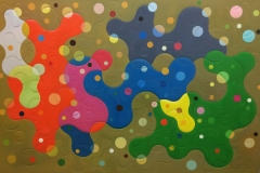 Rainbow Blobs 3